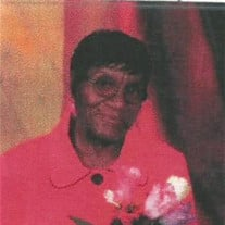 Mother Mary Burrell Welch