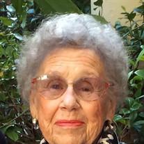 Ms. Frances Daughtry Moore Paulk