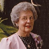 Marjorie Laverne (Bramley) Towse