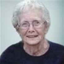 Florence McCabe Muster