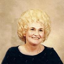 Mary Frances Morgan