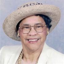 Nellie V. Satterfield