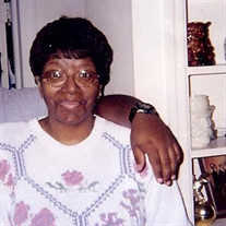 Mrs. Mary B. Brown