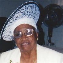 Mrs. Willie Lee Roberts
