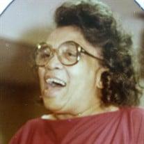 Mrs. Mary Louise Edwards Andrews