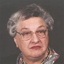 Clara M. Barkley