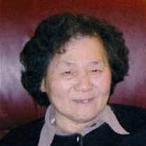 Mrs Pei Zhen Zhang