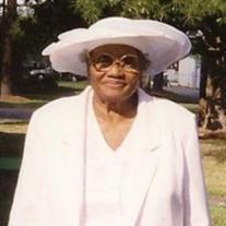 Mrs  Priscilla Floyd Moore Tyson