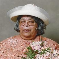 Mrs. Katie M. Durham