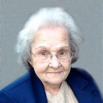 Mrs. Jane Elizabeth Hawkins
