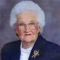 Mrs. Frances Motes Gribble