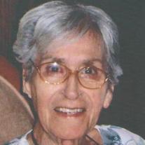 Marjorie June Christian