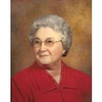 Alma M. Hobbs