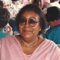 Edith V. Faison
