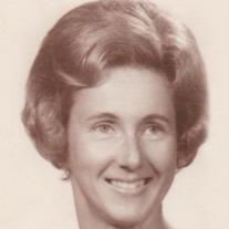Nancy Jane Vaughn