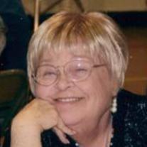 """Judith """"Judy"""" L.  Garverick"""
