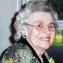 Dorothy Eloise Hoddy