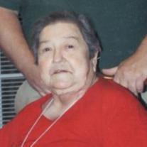 Nancy Delores Matthews Meeks