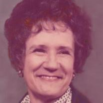 Gertrude Richards Jenkins