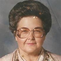 Bertha Ruth Fitzgerald