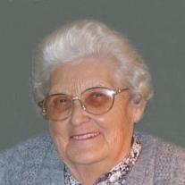 Gladys Irene Brown
