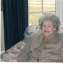 Ella Mae Walton