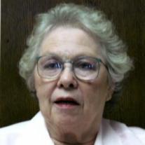 Mrs. Barbara C. Mathews