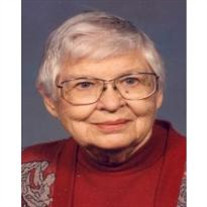 Alberta Margaret Hanna