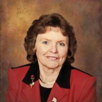 """Mrs. Patricia""""Patsy"""" Ann Kenton"""