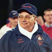 """""""Coach"""" Albert  Joseph  Merola Sr."""