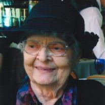 Bernice M. Grant