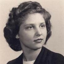 Mrs. Phyllis Jean MacDaniels