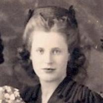 Mildred Garrett