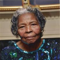 Mrs. Rosie Marie Holland Little