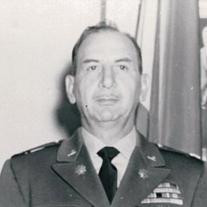 Frank A.  Licord, Lt. Col, Retired