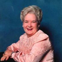 Mrs. Doris Hayes