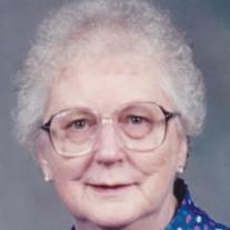 Bessie F. Buckalew