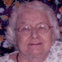 Bertha Marie Graumann
