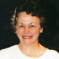 Patricia Josephine Miller (nee McDivitt)