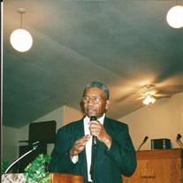 Elder Robert Lampkin, Sr.