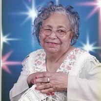 Mrs. Eddie Dell Dixon