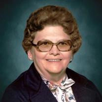Loraine Boyer Evans