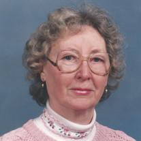 Mrs. Patricia Arnsburg (McGinn)