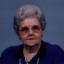 Frances A. Middendorff