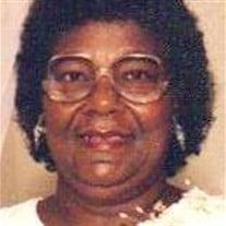 Sis. Sweetie Mae Fuller Johnson