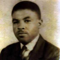 Josephus Sheppard, Sr.