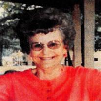 Margaret Rieves Haney Davis
