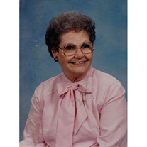 Mildred M. Leenerts