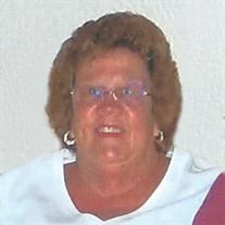"""Georgene Rae """"Peaches"""" Whited"""