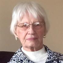 Elizabeth Mildred Walsh